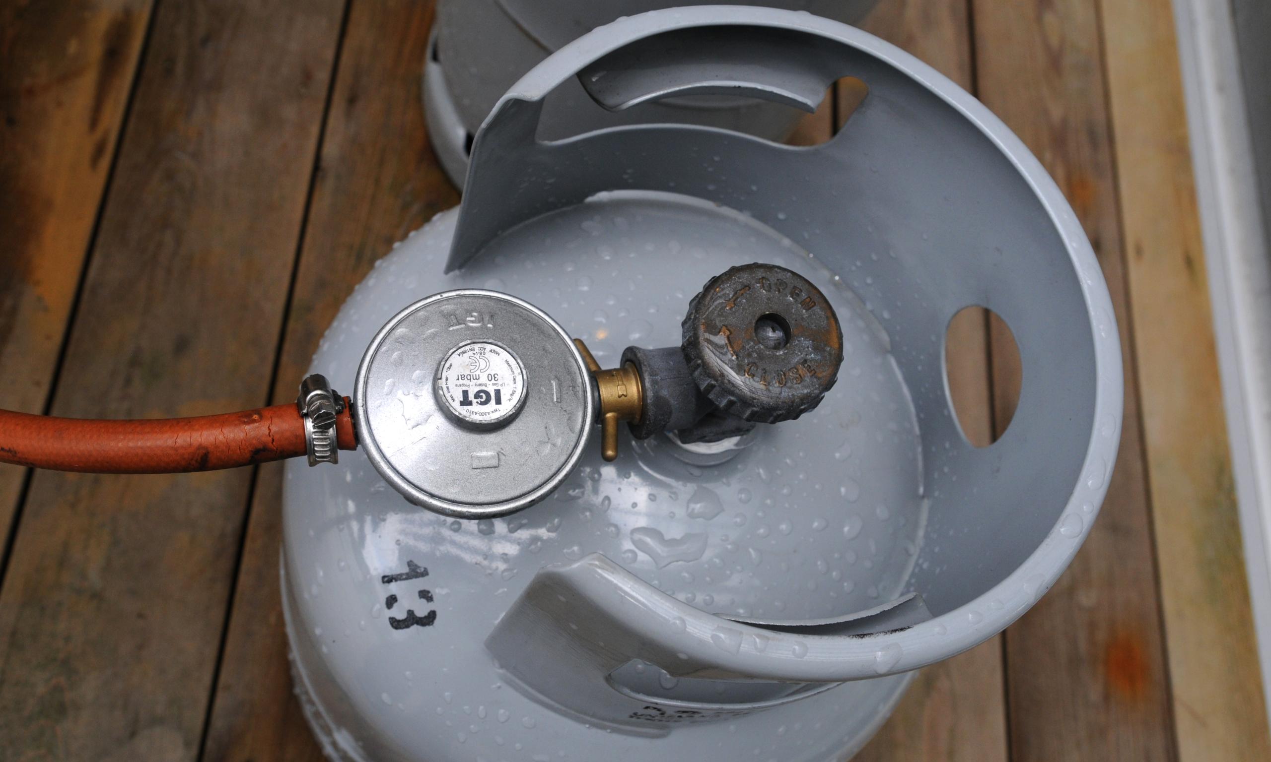 Gassbeholder